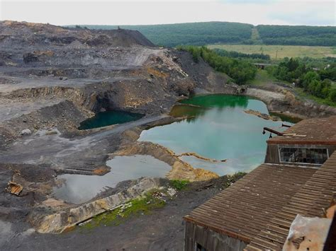 mining pool legacy abandoned mine impacts in pennsylvania s