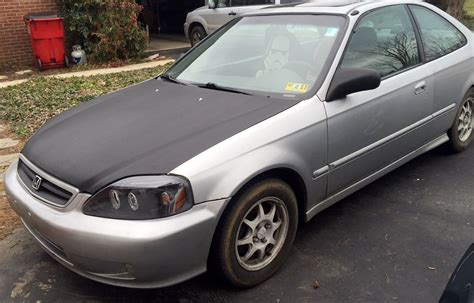 2000 Honda Civic Ex Coupe For Sale