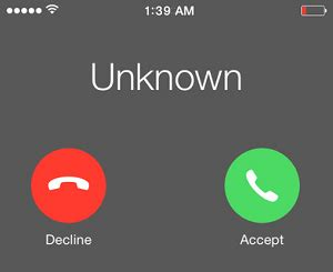 unknown caller iphone how to call someone who has blocked your number on iphone