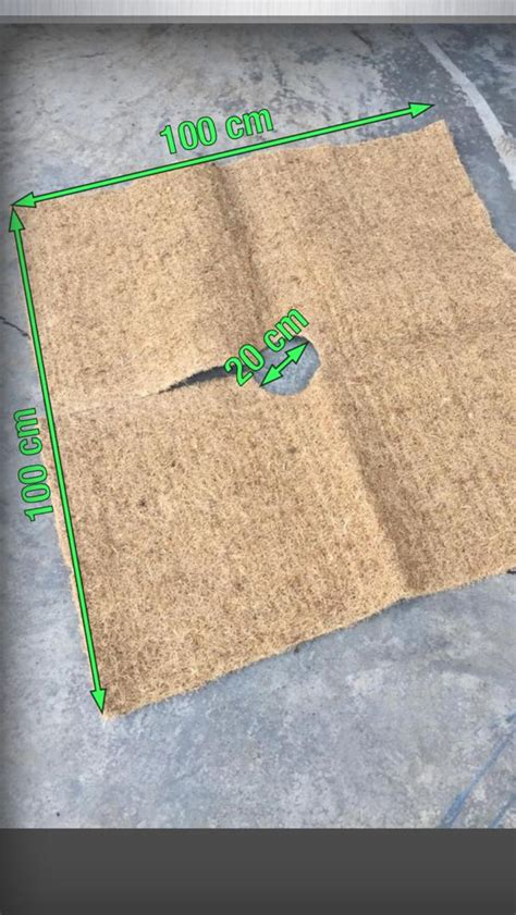 Coir Doormat Made To Measure by Coir Mat Made To Measure Biodegradable Pots