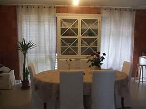 Rideaux Salle à Manger : rideaux de la salle manger cassandre julien ~ Dailycaller-alerts.com Idées de Décoration