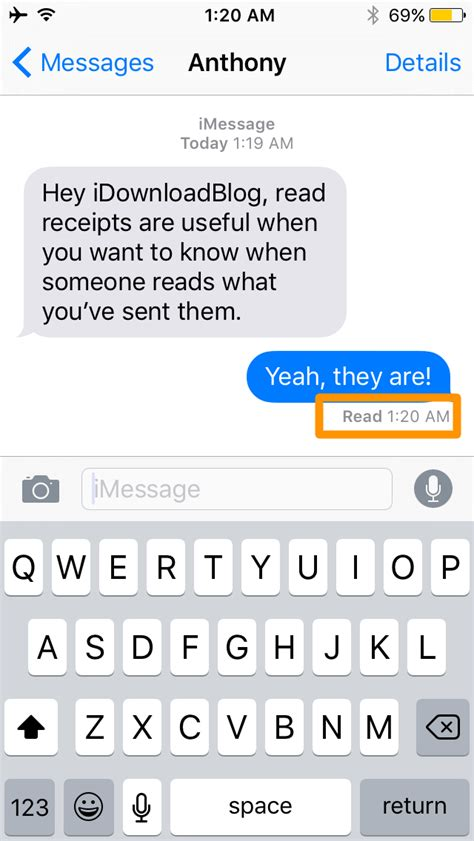 read messages on iphone how to turn imessage read receipts on and