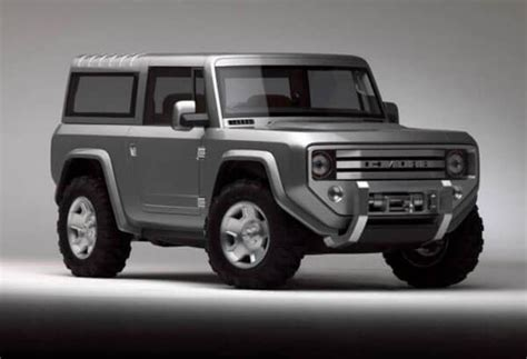 ford bronco review price specs redesign release