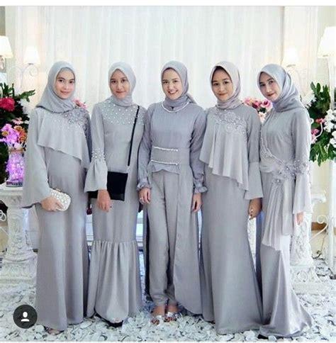 inspirasi kebaya pakaian pesta pakaian wanita