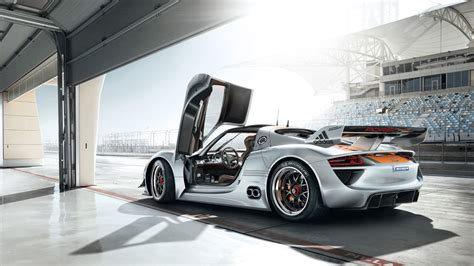 Porsche Super Car Wallpapers