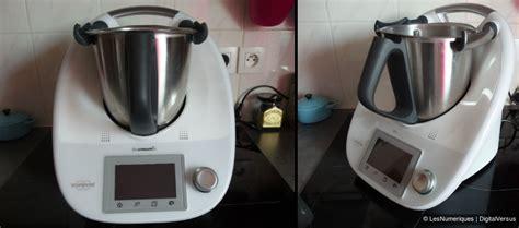 de cuisine vorwerk vorwerk thermomix tm5 test complet cuiseur