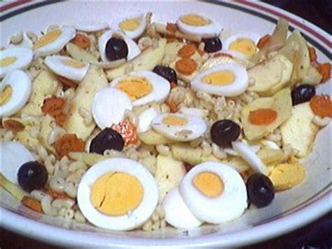 recette de salade de pates simple salade de p 226 tes supertoinette la cuisine facile