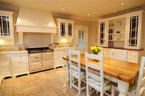 Cream Painted Country Kitchen  Country  Kitchen Other