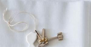Porte Clé En Tissus A Faire Soi Meme : faire soi m me des grigris en guise de porte cl s marie claire ~ Melissatoandfro.com Idées de Décoration