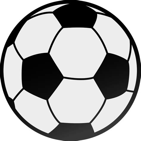 Ball Clipart Black And White  Clipart Panda Free