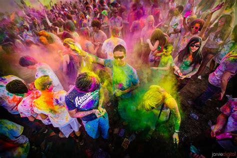 color run sf 2015 holi celebration color powder water potluck