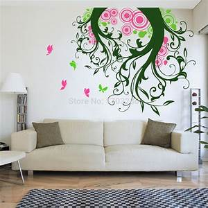 nice looking wall decals living room newlibrarygoodcom With good look removable wall decals for bedroom