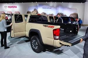 Nouveauté Toyota 2018 : toyota tacoma 2015 un pick up pour les etats unis l 39 argus ~ Medecine-chirurgie-esthetiques.com Avis de Voitures