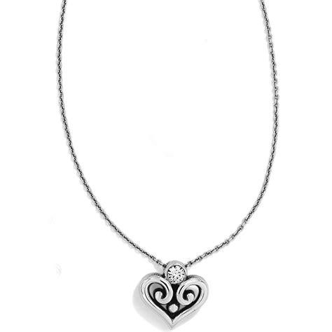 Alcazar Alcazar Heart Necklace Necklaces