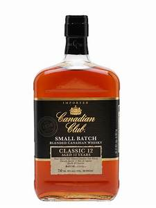 Canadian Club - Classic 12 Years Old : The Whisky Exchange