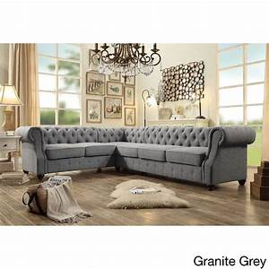 cheap tufted sectional sofa wwwenergywardennet With cheap tufted sectional sofa