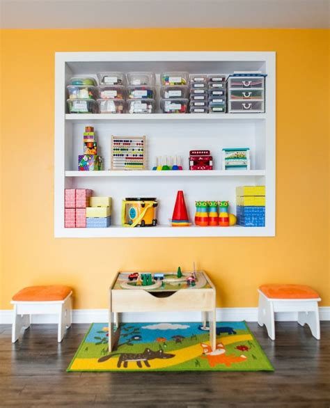jeu rangement de chambre astuce rangement chambre enfant rangement pour enfant et