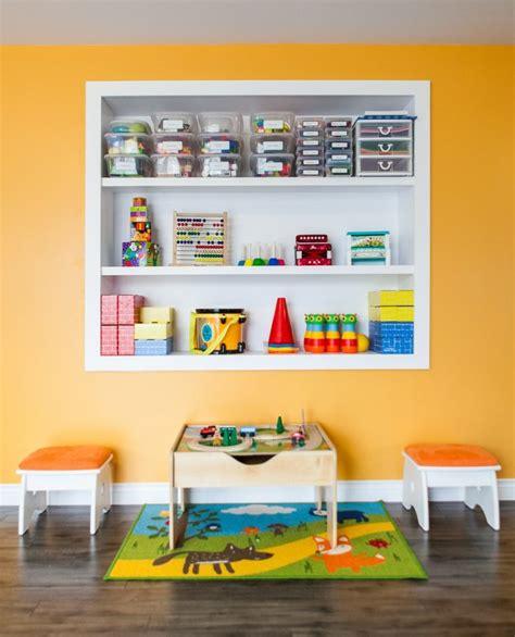 rangement chambre enfants astuce rangement chambre enfant rangement pour enfant et