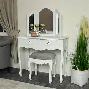 White, 7, Piece, Bedroom, Furniture, Set, -, Victoria, Range