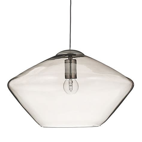 soren glass ceiling pendant roof light l shade for