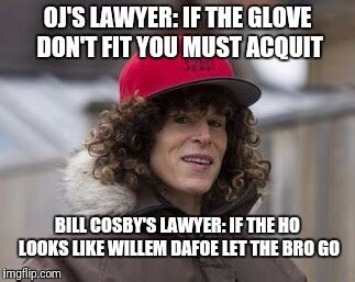 Like A Glove Meme - image tagged in bill cosby imgflip