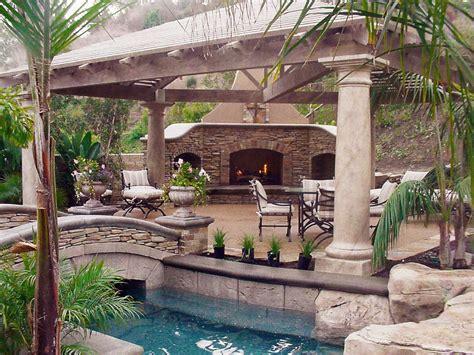 Backyard Oasis Designs by Backyard Oasis Backyard Landscape Ideas