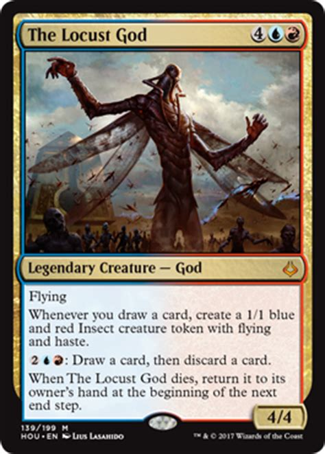 Competitive Edh Decks Tapped Out by Infinite Swarm Competitive Locust God Commander Edh