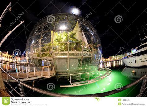 aquarium de g 234 nes dans le port images libres de droits image 14401049