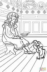 Coloring Muffet Miss Toaster Brave Printable Drawing Coloringhome Popular sketch template
