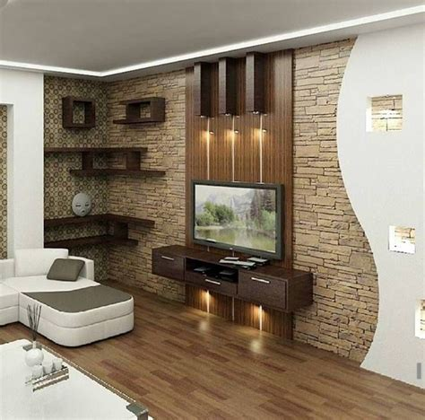Fernsehwand Ideen by Lighting Above Tv In 2019 Modern Tv Wall Units Wall