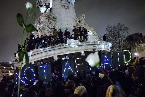 paris newsroom   charlie hebdo attacks