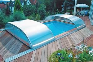 Pool Mit überdachung : schwimmbad berdachung ~ Michelbontemps.com Haus und Dekorationen