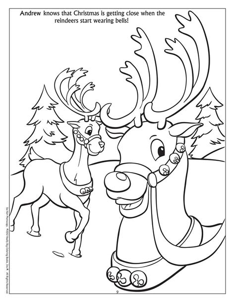 coloring books personalized winter fun coloring book