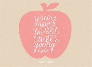 Disney Princess Snow White Quote