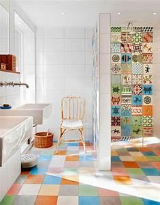Farbe Für Bodenfliesen : fliesenlack f r k che und badezimmer modern und g nstig ~ Sanjose-hotels-ca.com Haus und Dekorationen