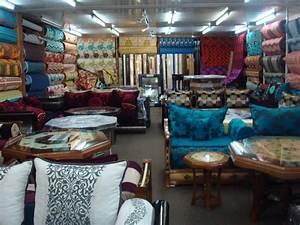 Tissu Pour Canapé : tissu pour canap marocain salon marocain d co ~ Teatrodelosmanantiales.com Idées de Décoration