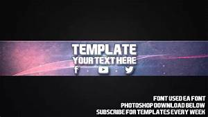 Cool youtube channel art gaming template wwwimgkidcom for Cool youtube channel art templates