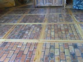 chicago brick floor