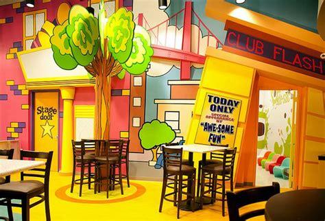 restaurantes  ninos en miami entretenimiento
