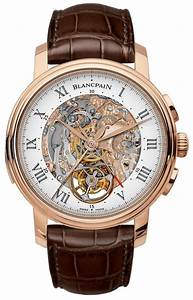 Blancpain Carrousel Minute Repeater Chronograph