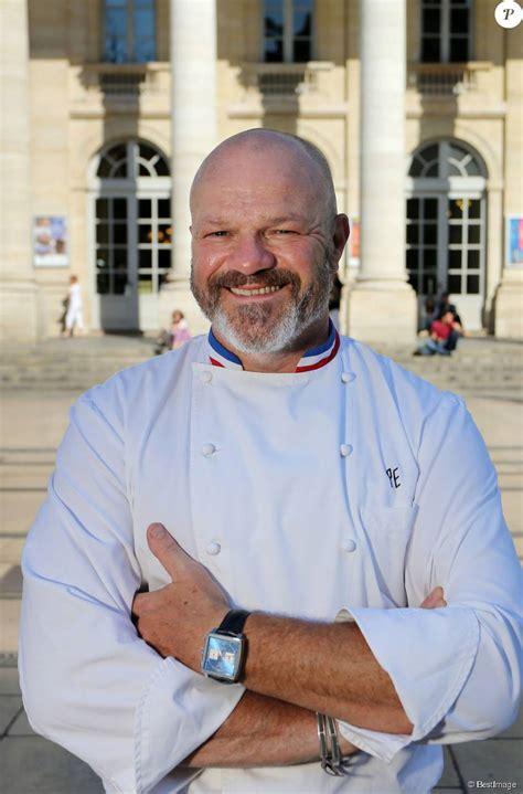 chef de cuisine connu philippe etchebest on apprécie sa cuisine et franc parler