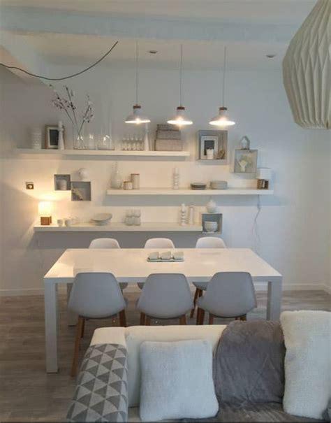 transformer cuisine rustique cuisine moderne un salon féérique en gris et blanc par ferjani