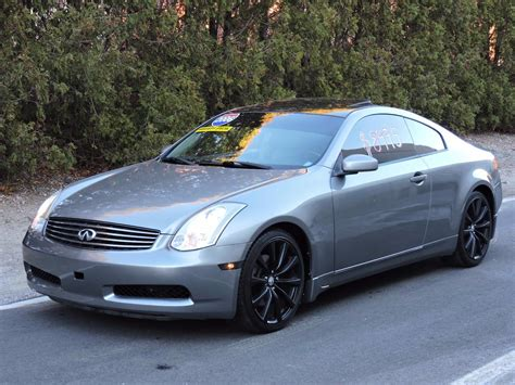 2006 Infiniti G35 Review by Used 2006 Infiniti G35 Coupe Touring At Saugus Auto Mall