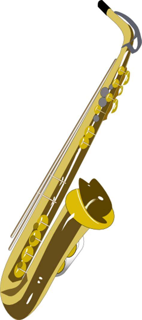 Saxophone Clipart Jjn Sax Clip At Clker Vector Clip