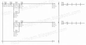 Forward Reverse Motor Starter Control Circuit