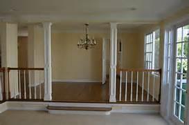 Hardwood Floors Sunken Living Room by Project One Irvine Practically Renovating