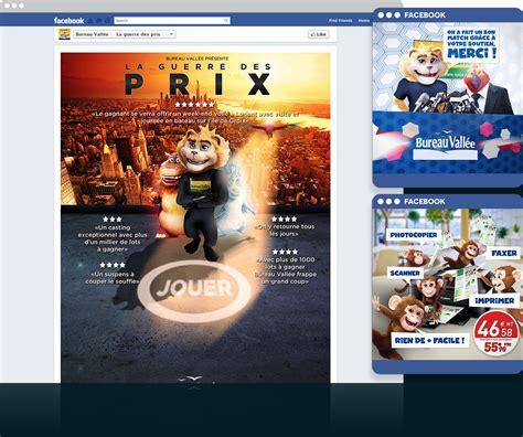 bureau vallee brive acquisition et animation de communauté sur les réseaux sociaux