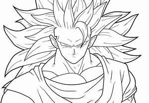 Dragon Ball Z Drawing Goku At Getdrawingscom Free For