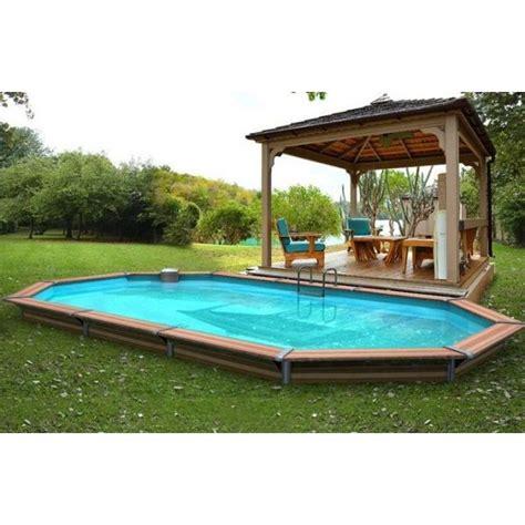 prix piscine semi enterree bois le prix d une piscine semi enterr 233 e diff 233 rents tarifs et co 251 ts