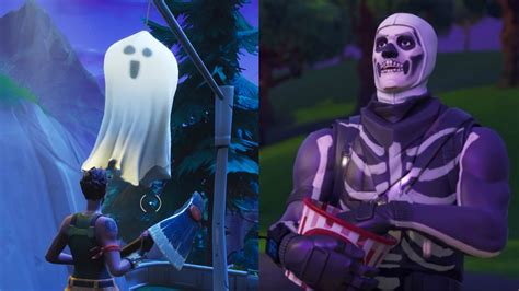 Fortnite Map Is Getting A Halloween Makeover